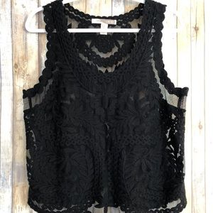 NWOT F21 Lacey Top